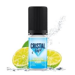 E-liquide Citron vert - Cristal vape