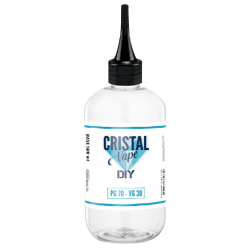 Base 70/30 500ml - Cristal vape