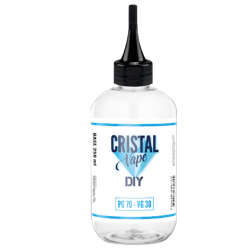 Base 70/30 250ml - Cristal vape ( en attente de prix )
