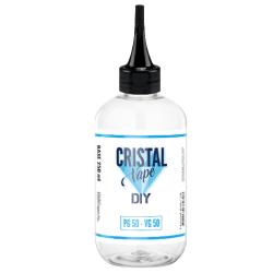 Base 50/50 250ml - Cristal vape ( en attente de prix )