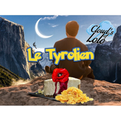 Concentré le tyrolien 30ml - Clud's of lolo