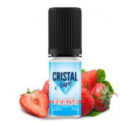 E-liquide Fraise - Cristal vape