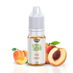 E-liquide Pêche Abricot - Ma Vape Bio