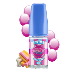 Concentré Bubble trouble 30ml - Dinner lady