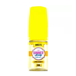 Concentré Lemon sherbets 30ml - Dinner lady