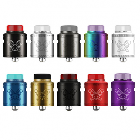 Dripper dead rabbit V2 RDA - Hellvape