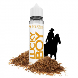 Lucky boy 50ml - Liquideo
