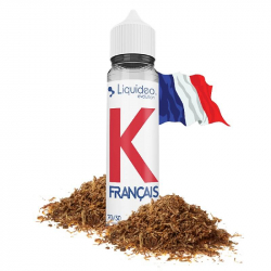 K Français 50ml - Liquideo