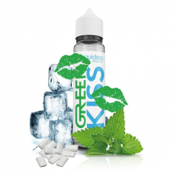 Green kiss 50ml - Liquideo