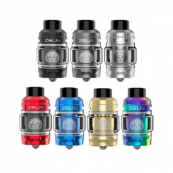 Clearomiseur zeus sub ohm 2ml - Geek vape