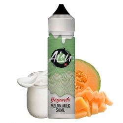melon milk 50ml - Aisu by zap juice