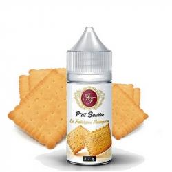 Concentré p'tit beurre 30ml - La fabrique française