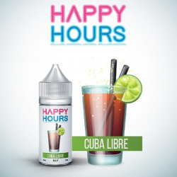 Concentré Cuba Libre 30ml - Happy Hours