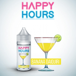 Concentré Banana Daiquiri 30ml - Happy Hours