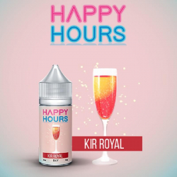 Concentré Kir Royal 30ml - Happy Hours