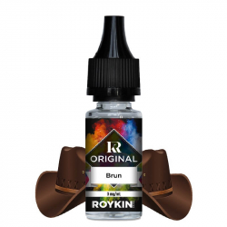 E-liquid Flavor Classic Roykin brown