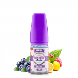 Concentré Purple Rain 0% Sucralose 30ml - Dinner lady
