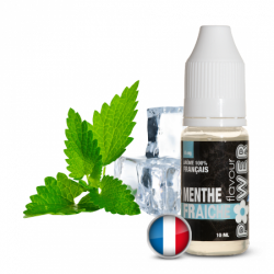 E-liquid Mint Fresh Flavor Power