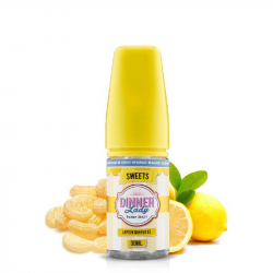 Concentré Lemon sherbets 0% Sucralose 30ml - Dinner lady