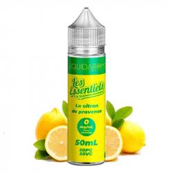 Le citron de provence 50ml - Les essentiels