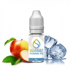 E-liquid Apple ice - Smookies / Savourea