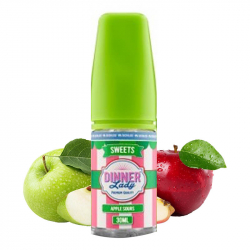 Concentré Apple Sours 30ml - Dinner Lady