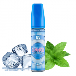 Blue Menthol 50ml - Dinner Lady