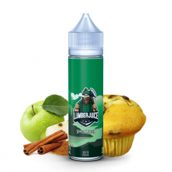 Apple Muffin 50ml - LumberJuice