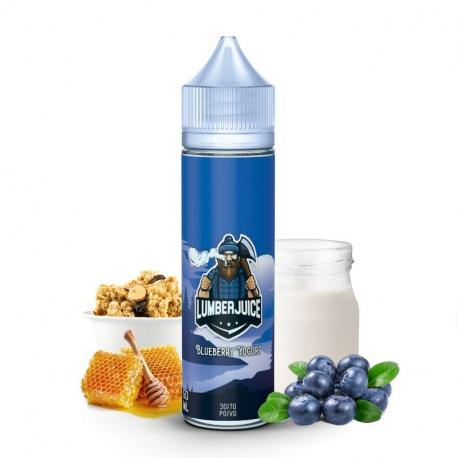 Blueberry Yogurt 50ml - LumberJuice