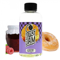 Raspberry Doughnut 200ml - Just Jam