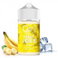 Eliquide Banane Retro Ice 50ml - Crazy Juice