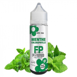 Menthe Chlorophylle 50ml - Flavour Power