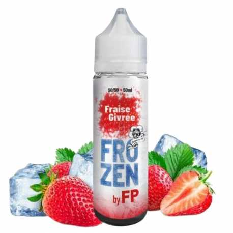 Fraise Givrée 50ml - Flavour Power