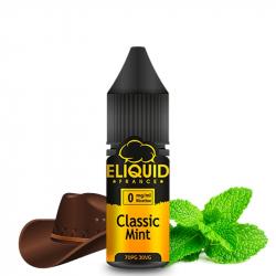 Classic Mint - Eliquid France