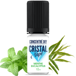 Arôme Menthe eucalyptus - Cristal vape