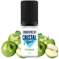Arôme Pomme - Cristal vape