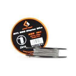 Fil résistif MTL N80 clapton wire - Geek vape