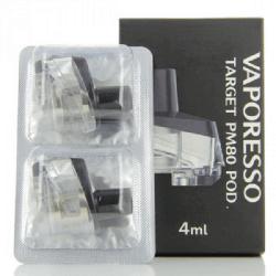 Cartouche target PM80 - Pack de 2 - Vaporesso