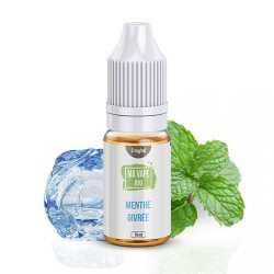 E-liquide Menthe givrée - Pack de 3 - Ma vape bio