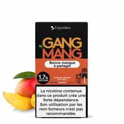 Wpod Gang Mang - Pack de 4 - Liquideo