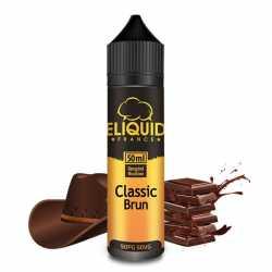 Classic Brun 50ml - Eliquid France