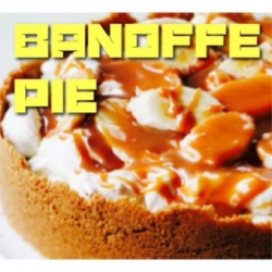 E-Liquide Banoffee Pie - Vampire Vape
