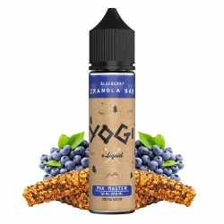 E-Liquide Blueberry Granola Bar - Yogi