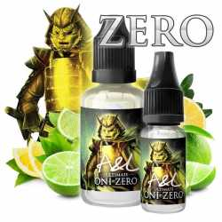Concentré oni zéro 30ml - Green edition - A&L ultimate