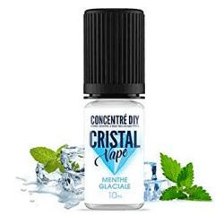 Arôme Menthe glaciale - Cristal vape
