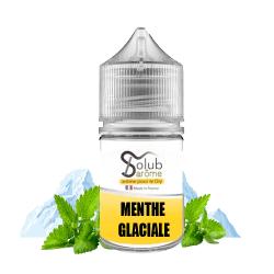 Arôme menthe forte glaciale 30ml - Solubarome