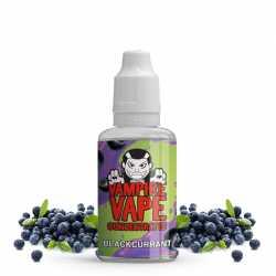 Arôme blackcurrant 30ml - Vampire vape