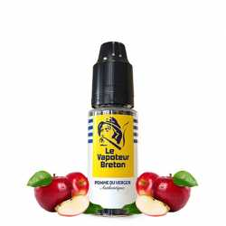 Pomme du verger - Le vapoteur breton