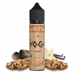 Vanilla Tobacco Granola bar 50ml - Yogi
