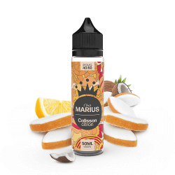Calisson citron 50ml - Chez Marius